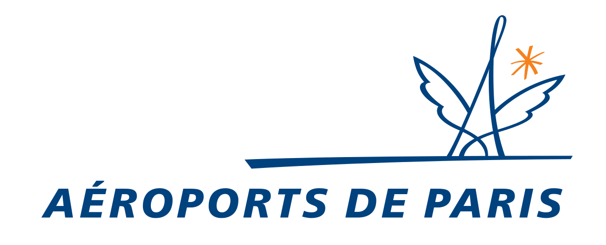 Logo - Aeroports de Paris