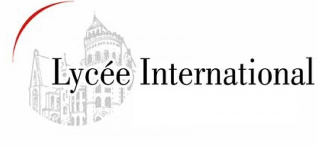 Logo - Lycée International