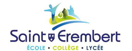 Logo - Lycée Saint Erembert