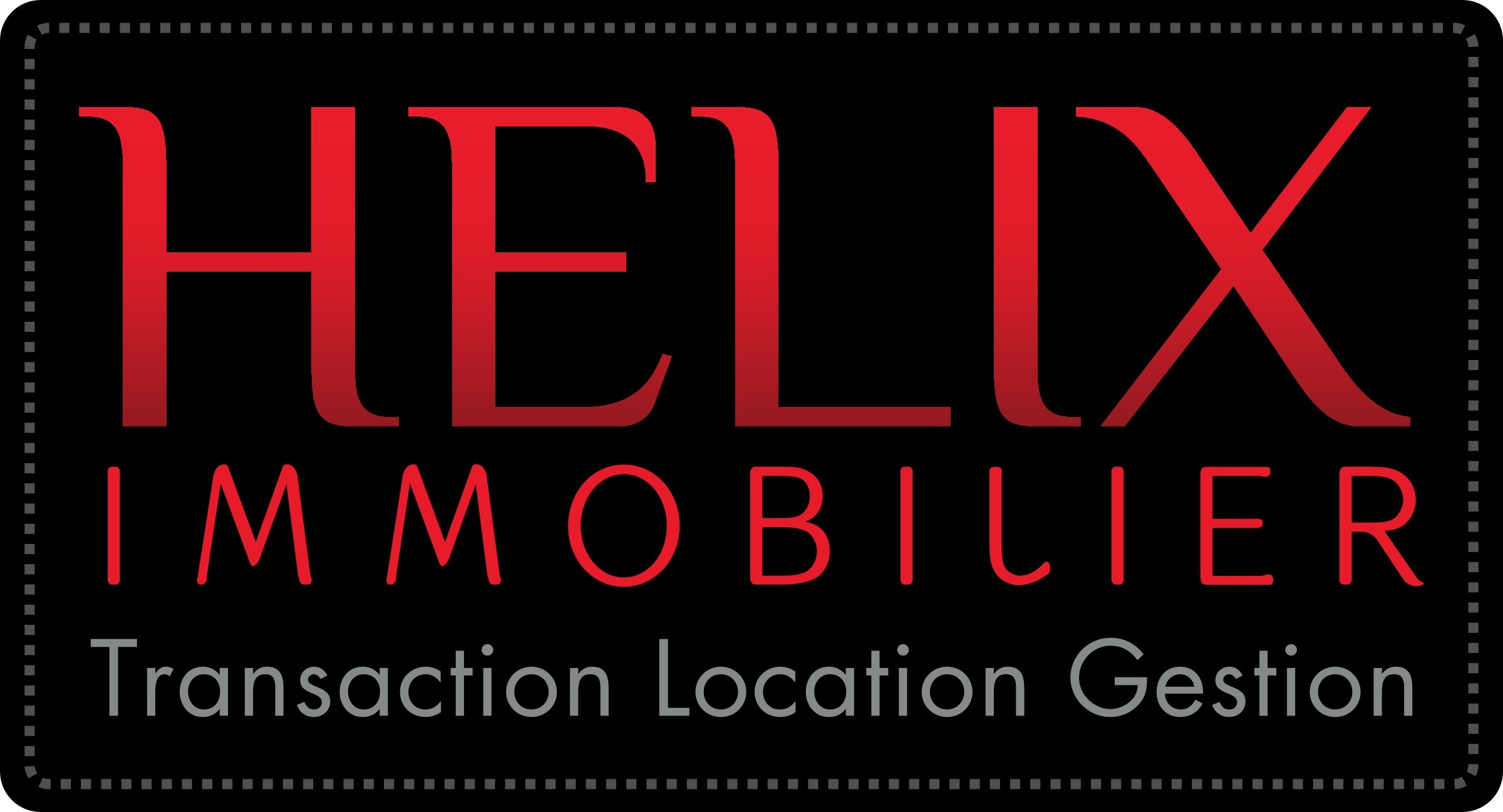 Logo - HELIX Immobilier